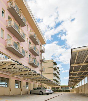 Residence Amalfi - Lido di Savio - Parcheggio